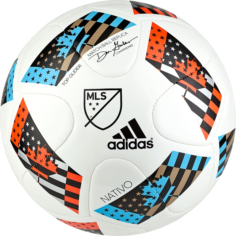 Adidas Performance MLS Glider Soccer Ball