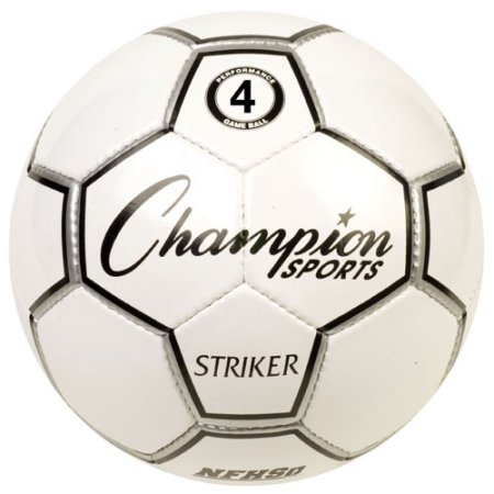 Champions Sport Striker Size 3 Match Play Soccer Ball