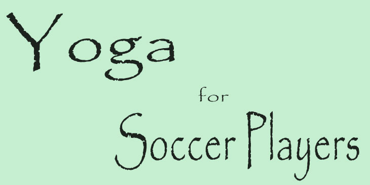 yoga for soccer players