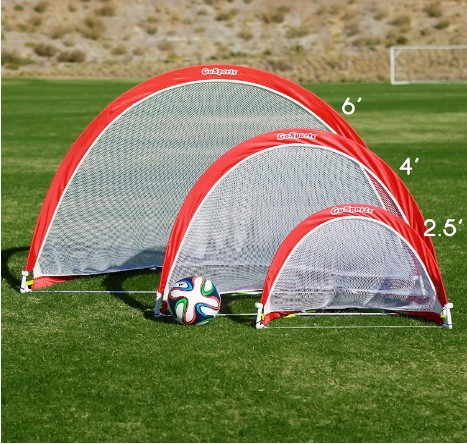 Go Sports Pop Up Soccer Goal