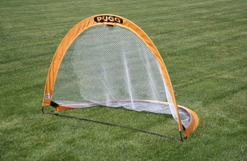 Portable Pop Up Soccer Goals: