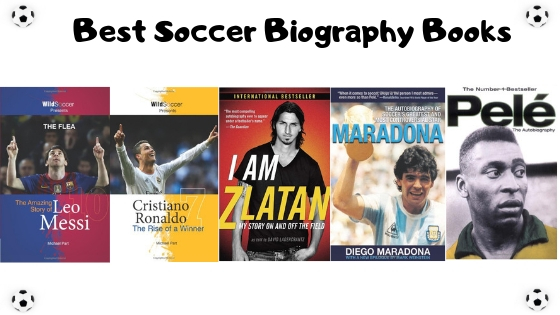 soccer biography books
