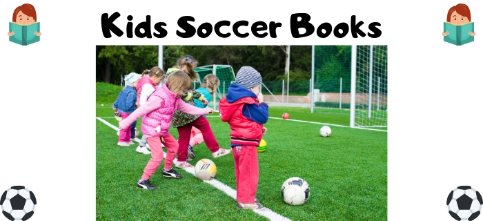kids soccer books