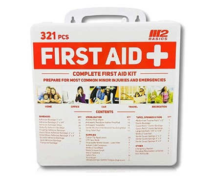 M2 Basics First Aid Kit