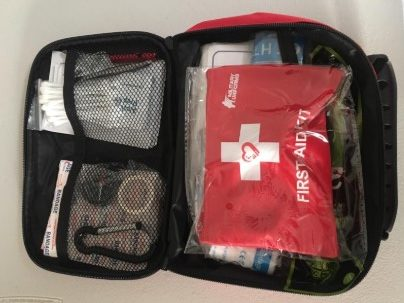Military Uniforms All-Purpose First aid kit