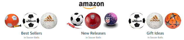 Best Selling Soccer Ball Amazon